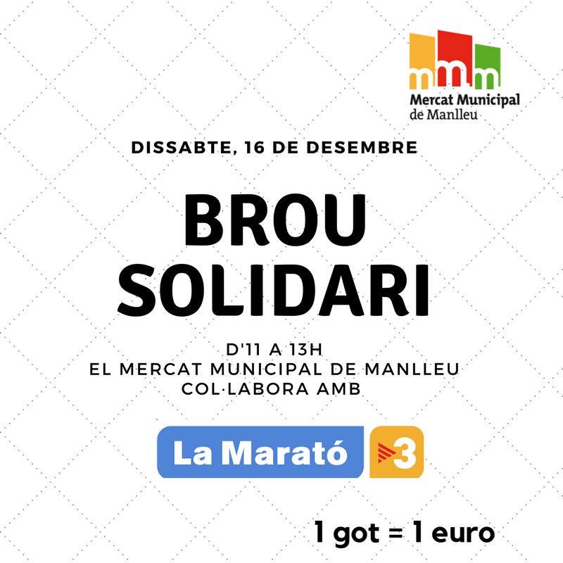 Brou solidari