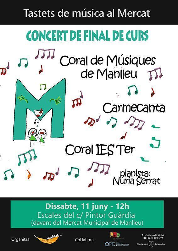 Concert corals Clavé XXI