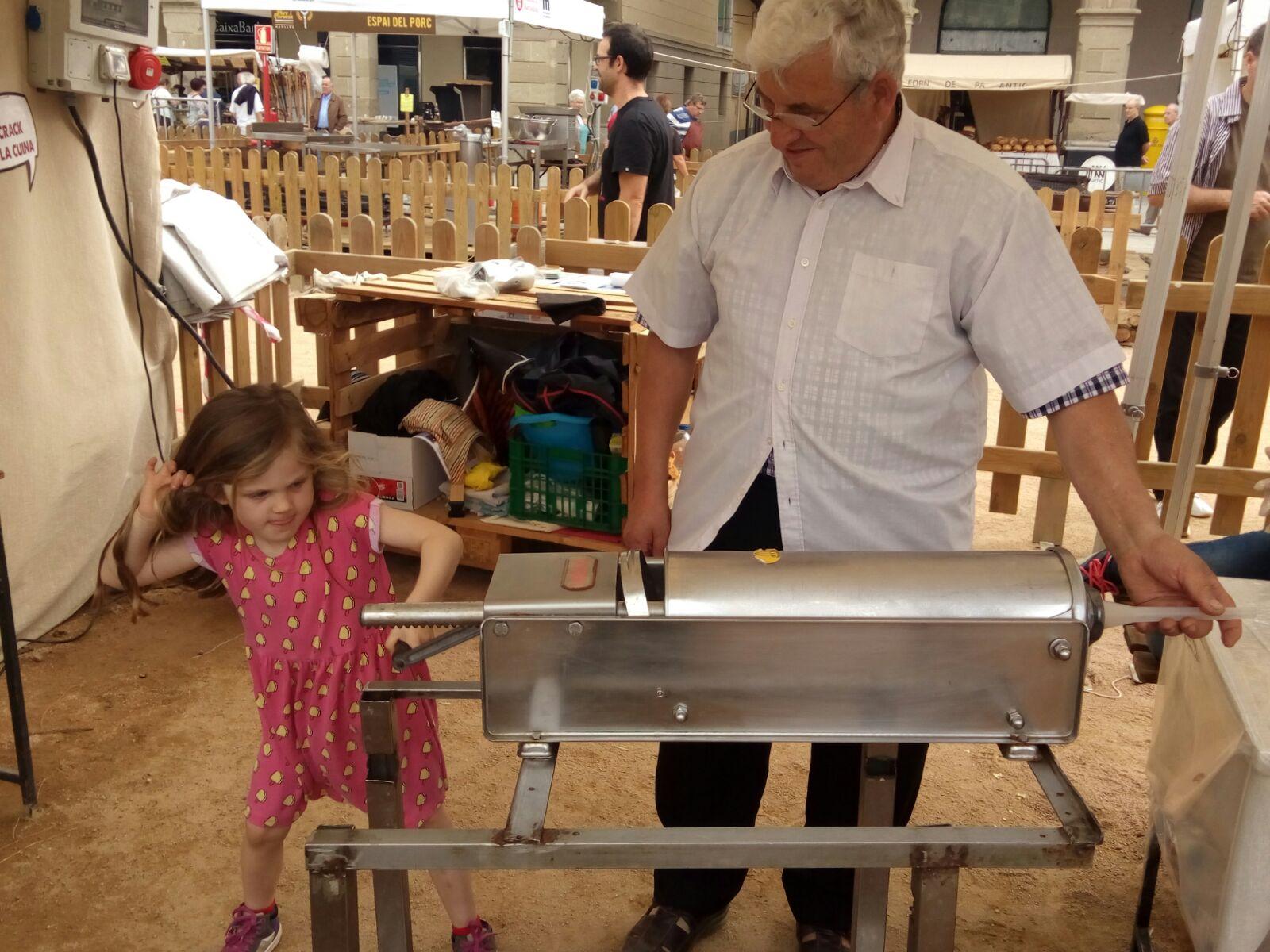 taller de salsitxes