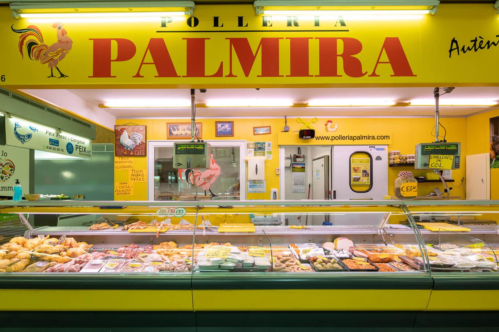 Polleria Palmira